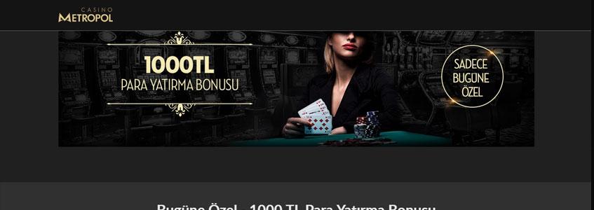 En yüksek bonus veren casino sitesi